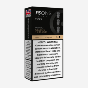 PS One Classic Tobacco by Pod Salt