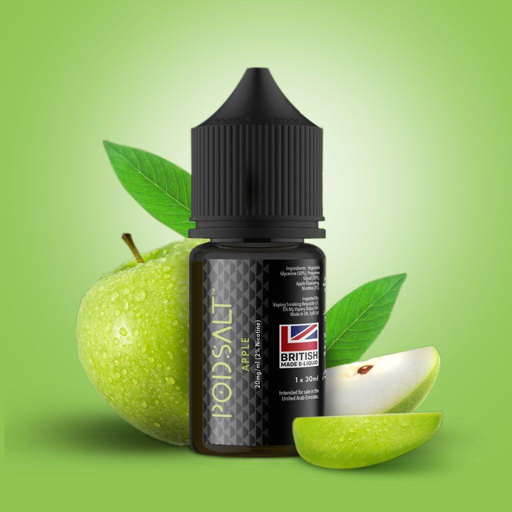 Apple by Pod Salt