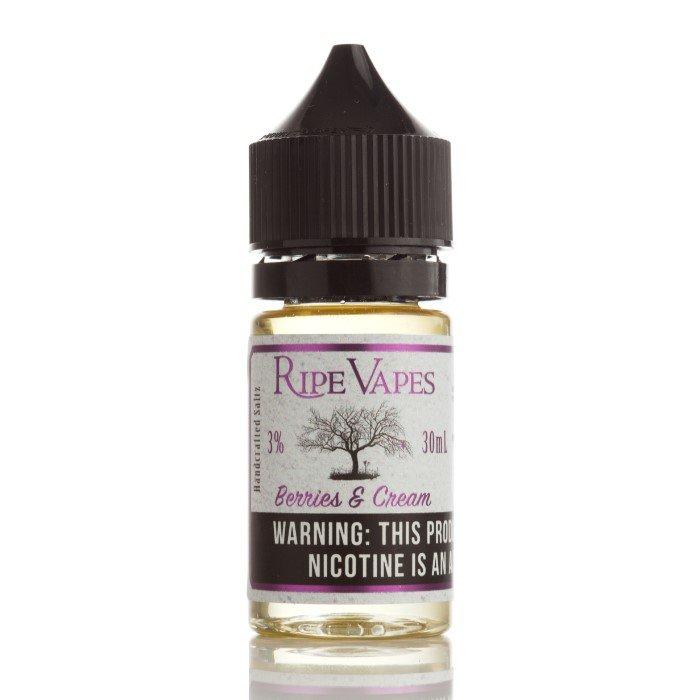 Berries and Cream by Ripe Vape Saltz