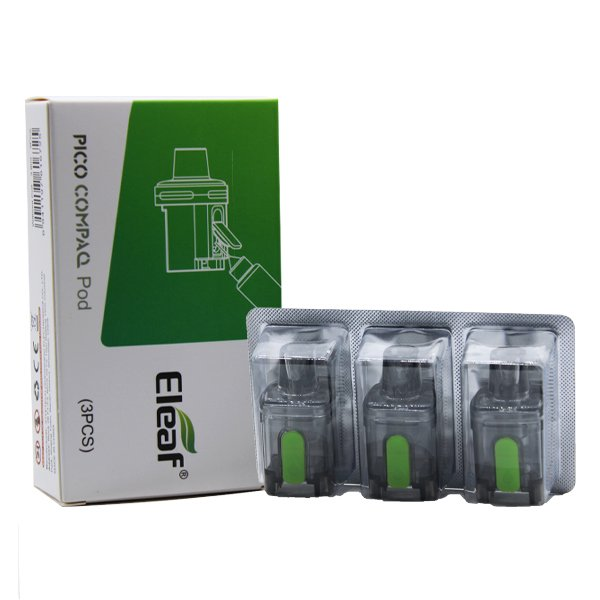 Eleaf Pico Compaq Replacement Pod Packet