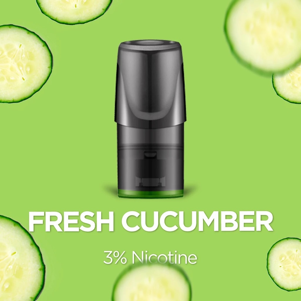 Zero Fresh Cucumber by Relx