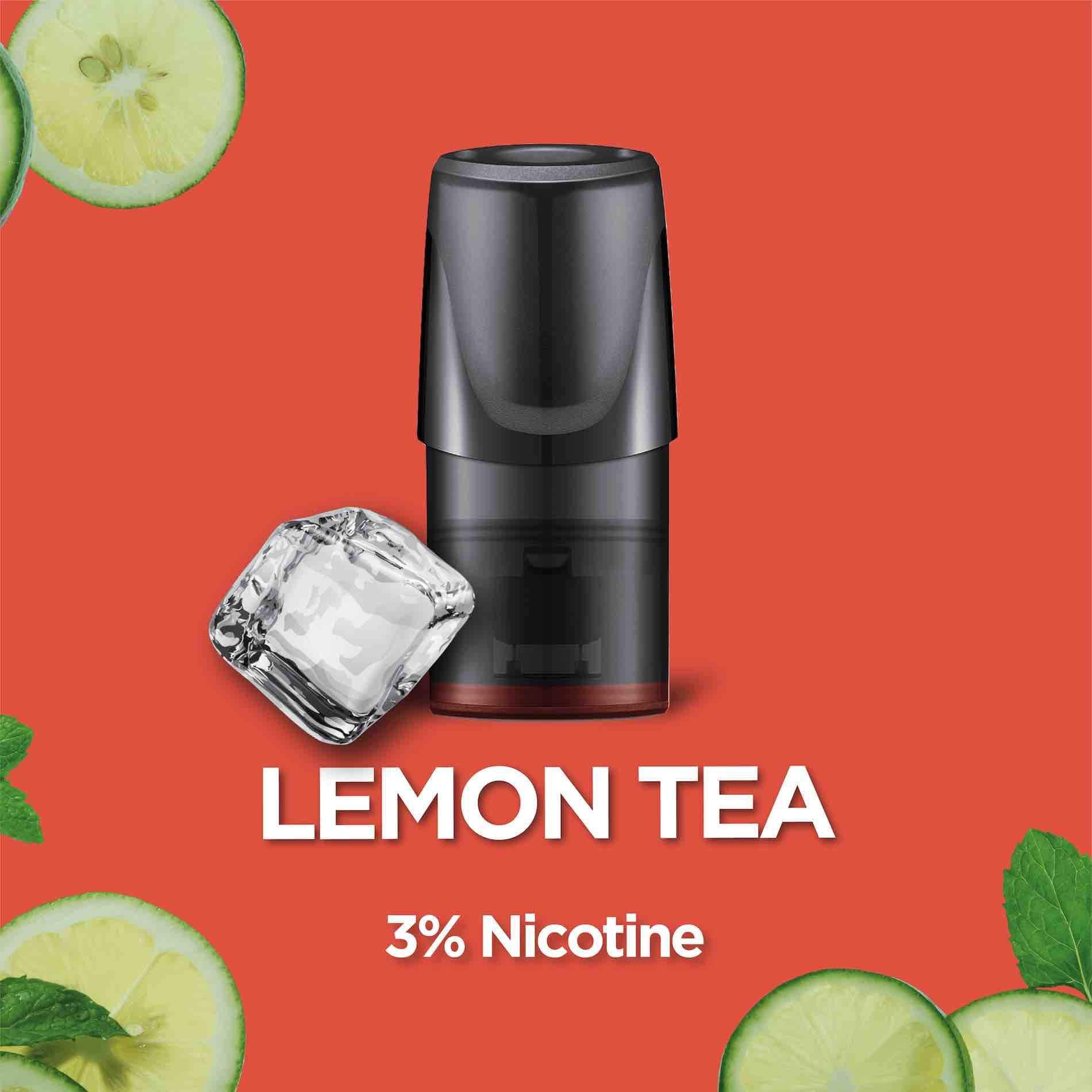 Zero Lemon Tea by Relx
