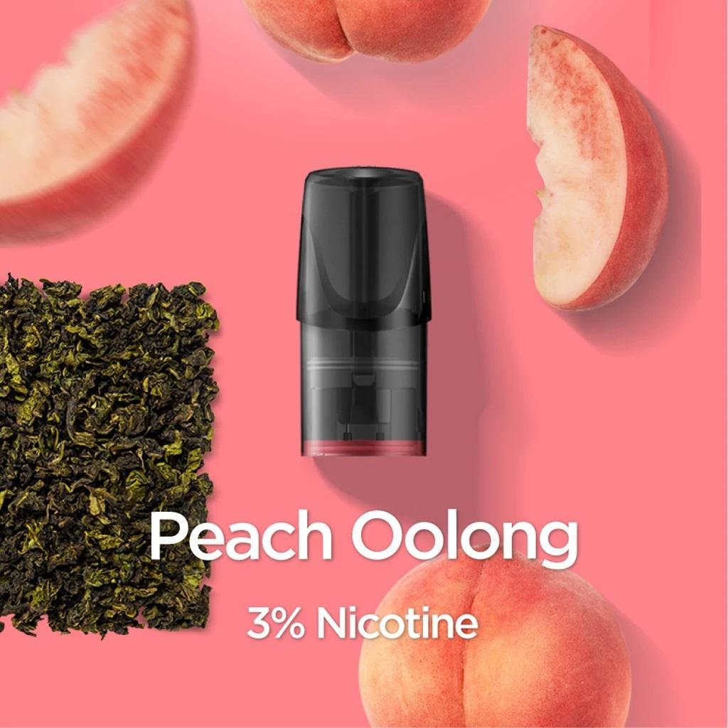 Zero Peach Oolong