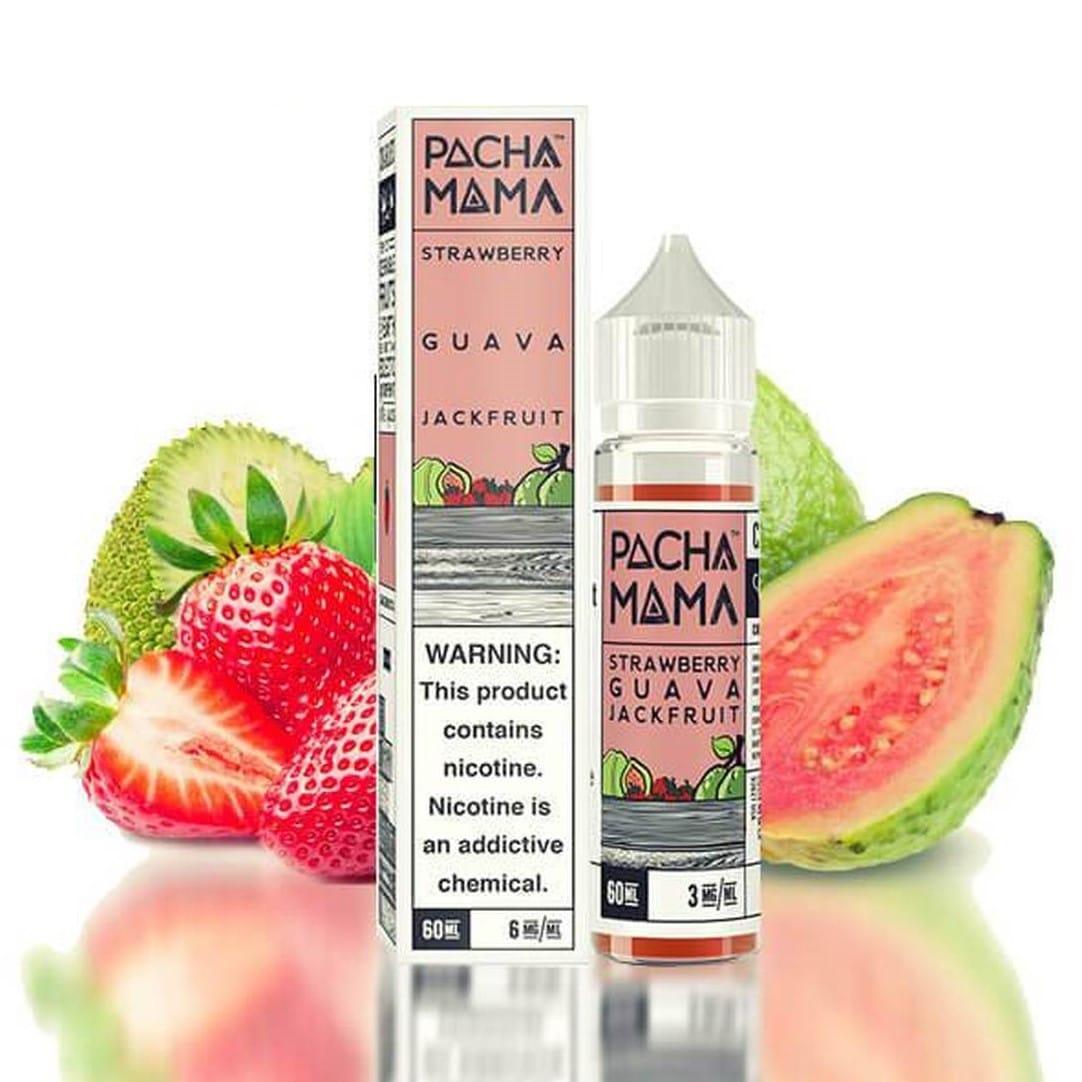 Strawberry Guava Jack Fruit by Pachamama