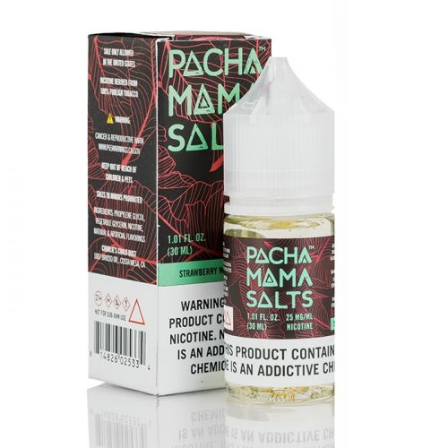 Strawberry Watermelon - Pachamama SALTS