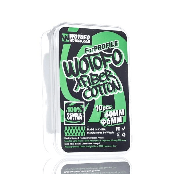Wotofo Xfiber Cotton for Profile