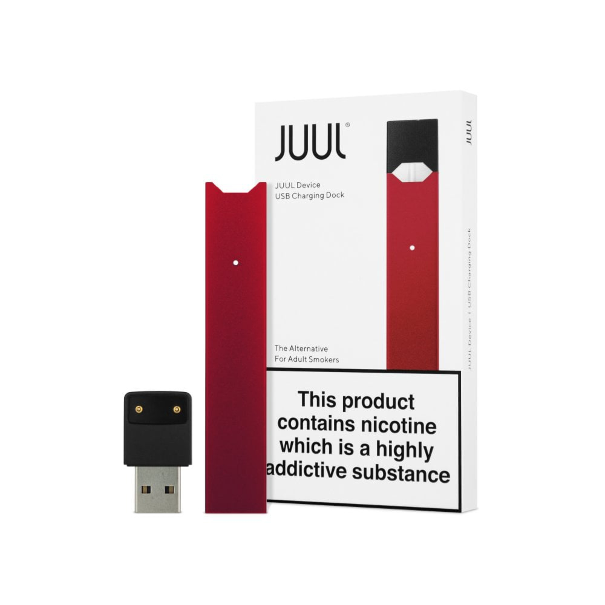Juul Device Kit - how to fix juul pods in dubai