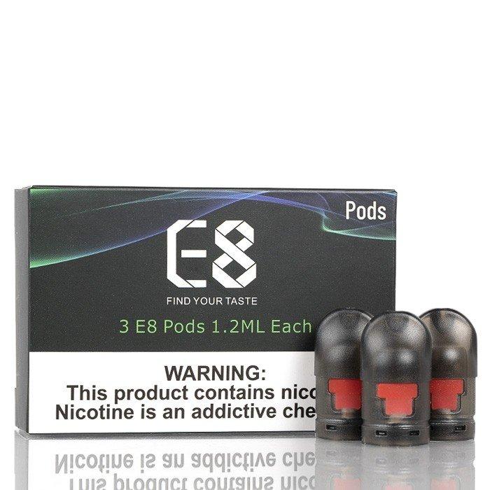 Vapeants E8 replacement pods