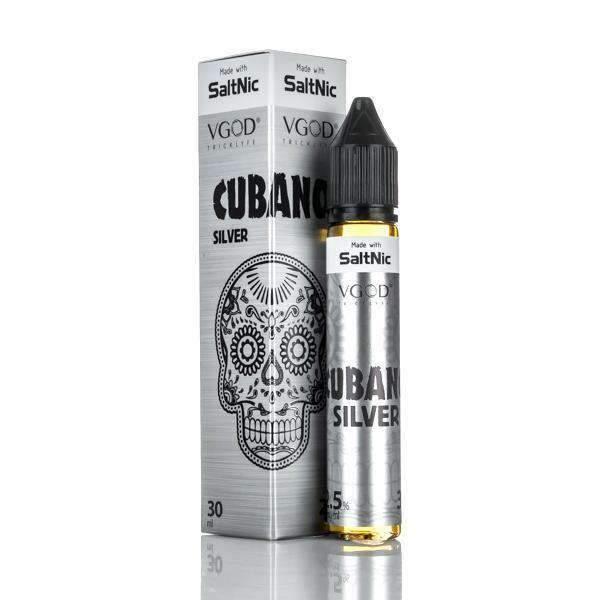 Cubano Silver by VGOD